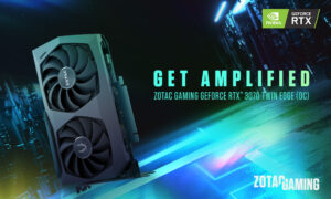 Detailed explanation of the unprecedented 8 heat pipe Zotac RTX 3070 PGF OC