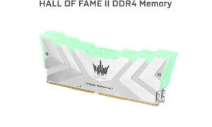 From the inside to the outside pure white like a GALAXY HOF PRO RGB memory detailed