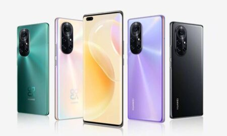 Honor V40 light luxury version officially released with a thin and ultra curved body