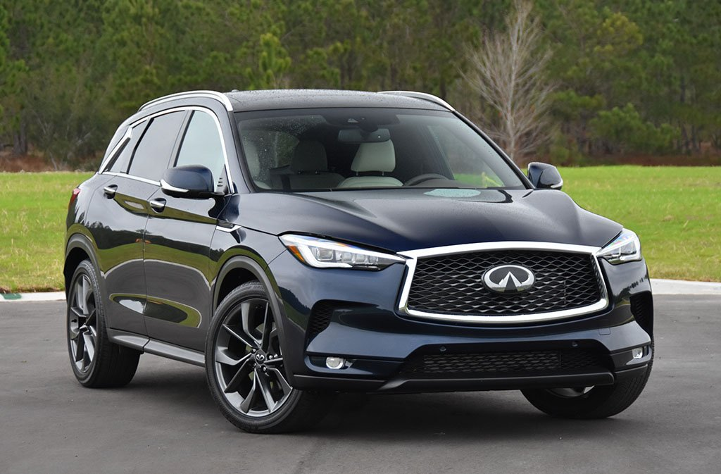 Infiniti meets high-level turbulence again, Presidents flash words draw attention to growth and bet on obstacles