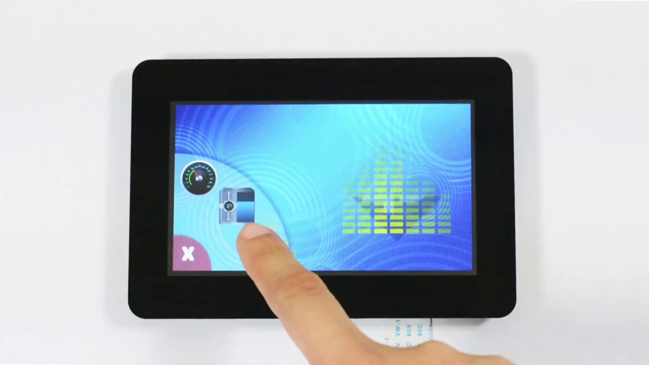 Small Genie releases smart screen module Let more home devices understand and speak