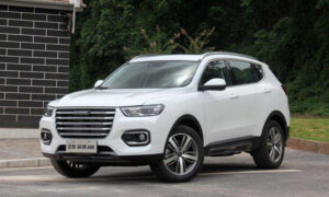 The appearance of Haval H6 National Tide Edition has been greatly increased, and the configuration has been comprehensively upgraded
