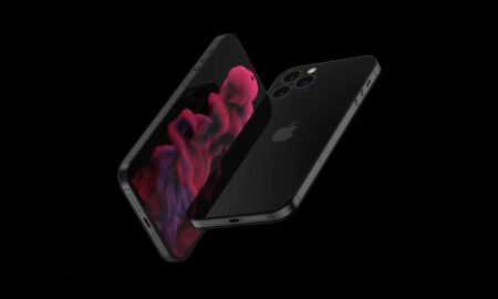 Iphone 14 equipped with under screen face id to achieve a full screen