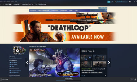 Method of viewing steam wish list of my friends