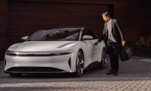 Lucid's first electric car LucidAir is coming, the first delivery is expected in October